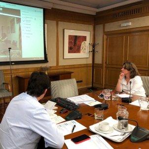 illa ribera reunion Gobierno CCAA - Sanidad