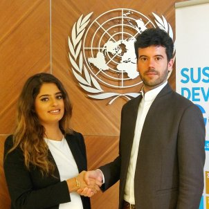 Àlex Roig, Director Executiu de SciTech DiploHub a les Nacions Unides a Ginebra