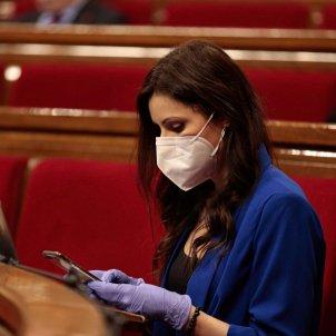 Lorena Roldán Parlament Job Vermeulen