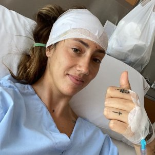Virgina Torrecilla Atletico Madrid tumor @VirginiiiaTr