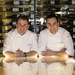 Martín Berasategui y  Paolo Casagrande (1)
