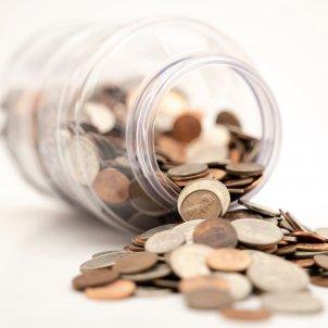 Monedas Unsplash
