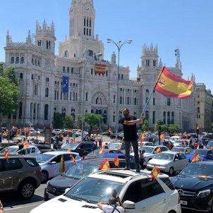 Madrid manifestacio Vox Nicolas Tomas