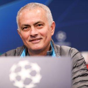 Jose Mourinho Tottenham Champions Europa Press