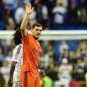 Iker Casillas Reial Madrid @ikercasillas