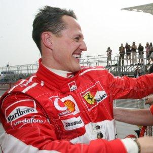 Michael Schumacher Ferrari F1 Europa Press