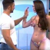 model brasilera youtube