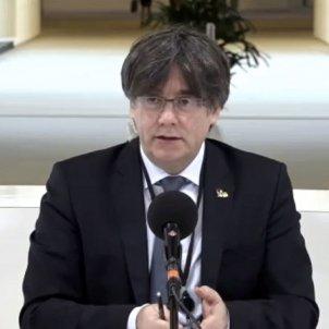 Carles Puigdemont Col·legi Periodistes