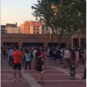 acte de los cobos comandancia guardia civil madrid