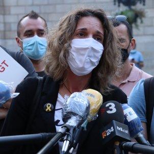 Consellera Angels Chacon declaracions coronavirus Nissan - ACN