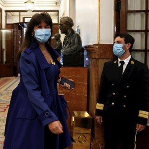 Laura Borràs Congrés coronavirus EFE