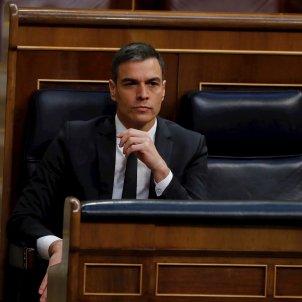 Pedro Sánchez control Congrés EFE