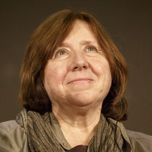 Svetlana Aleksiévitx. Nobel Literatura 2015. Sergi Alcàzar