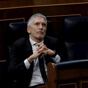 Fernando Grande Marlaska Congrés EFE