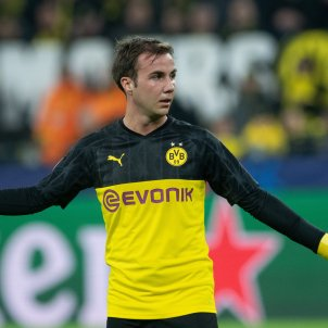 Mario Gotze Borussia Dortmund Europa Press