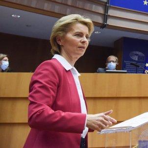 Ursula von der leyen Comissio Europea - ACN