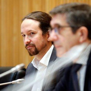 Pablo Iglesias Congrés coronavirus EFE