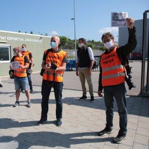 protesta fotoperiodistes sergi alcazar