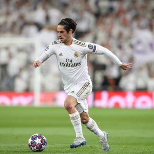 Isco Reial Madrid Champions Europa Press