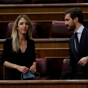Cayetana Álvarez de Toledo Pablo Casado EFE