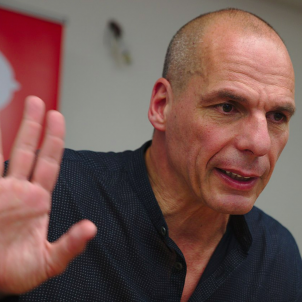 Gianis Varoufakis Viquipèdia