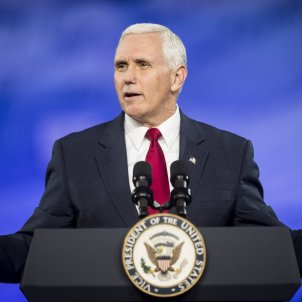 Mike Pence EFE
