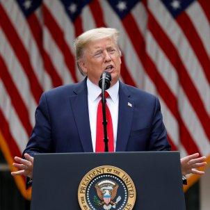 Donal Trump EUA - Efe