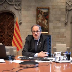 Quim Torra - Jordi Bedmar