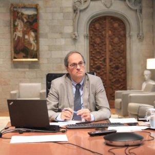 Quim Torra reunió presidents Generalitat - Jordi bedmar
