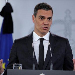 Pedro Sánchez govern espanyol - EFE