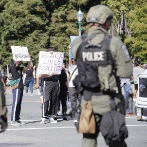 Protesta EUA violència policial Floyd EFE