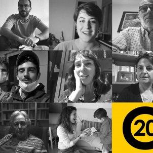 Documental Cròniques d'un canvi de vida   Cèlia Forment i Bori