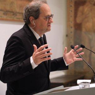 Quim Torra Pere Aragonès Jordi Bedmar