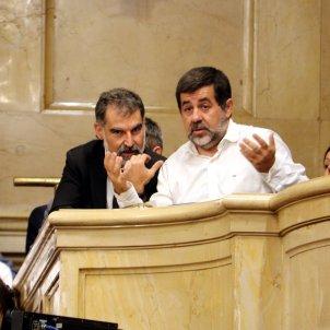 Jordi Cuixart i Jordi Sànchez - ACN