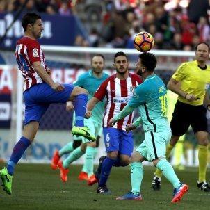 Messi Atlètic de Madrid Barça Efe