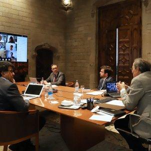 torra aragonès reunió Estrategia Catalunya 2020 Ruben Moreno