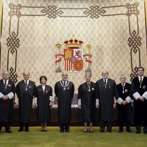 jutges tribunal constitucional efe