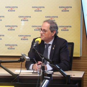 Quim Torra Catalunya Ràdio Jordi Bedmar