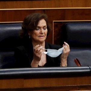 Carmen Calvo Congrés EFE