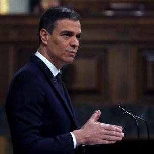 Pedro Sánchez Congres EFE