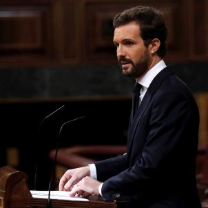 Pablo Casado Congrés EFE