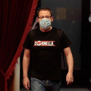 aragonès coronavirus Parlament