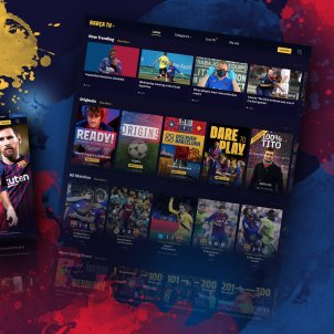 BarcaTV Plus