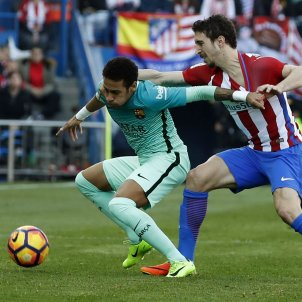 Neymar Barça Atletic Calderon EFE