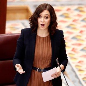 Isabel Diaz Ayuso PP - Efe