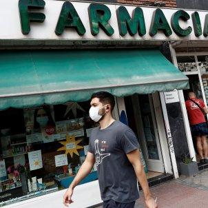 Restriccions coronavirus Barcelona - Efe