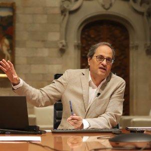 Quim torra conferencia presidents autonomics - Ruben Moreno