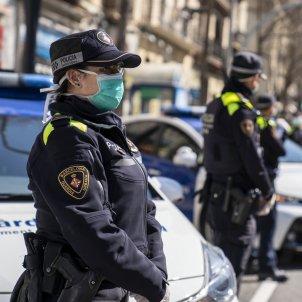 guardia urbana dones ajuntament de barcelona