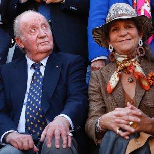 Joan Carles Infanta Elena GTRES