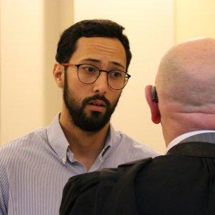 valtònyc extradició vista 9 de juny  - ACN